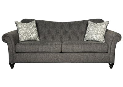 Praylor Slate Fabric Sofa