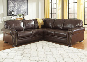 Banner Coffee Left Facing Sofa Sectional