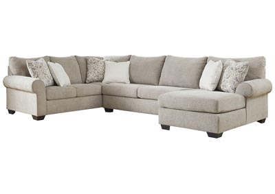 Image for Baranello Stone RAF Chaise End Sectional
