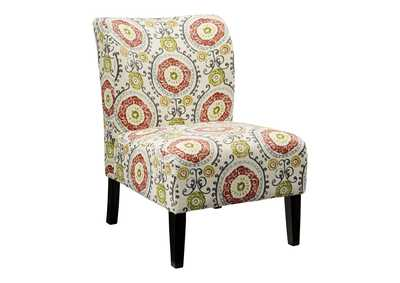 Image for Honnally Floral Accent Chair