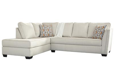 Image for Filone Ivory RAF Sofa Chaise