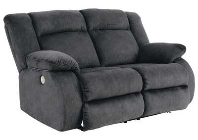 Burkner Power Reclining Loveseat
