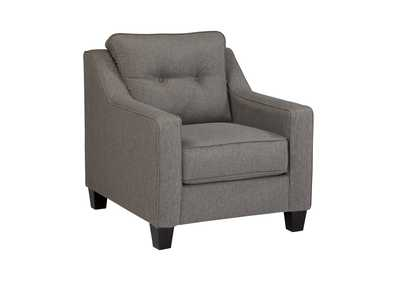 Brindon Charcoal Chair