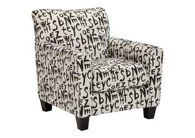 Image for Brindon Raven Accent Chair