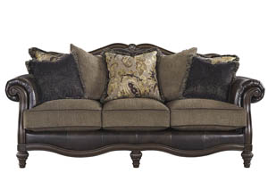 Winnsboro DuraBlend Vintage Sofa