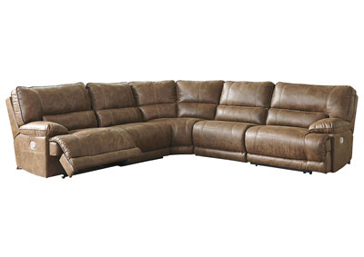 Thurles Saddle Reclining Sectional