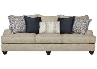 Reardon Gray Sofa