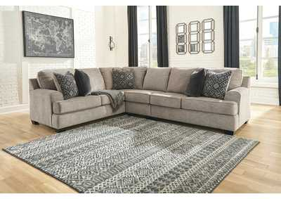 Bovarian Stone RAF Chaise Sectional
