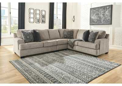 Bovarian Stone LAF Chaise Sectional