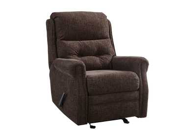 Image for Penzberg Sable Glider Recliner