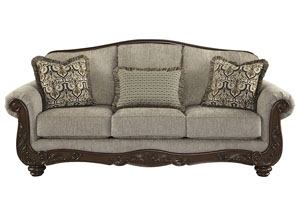 Cecilyn Cocoa Sofa