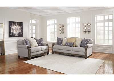 Sylewood Sofa & Loveseat