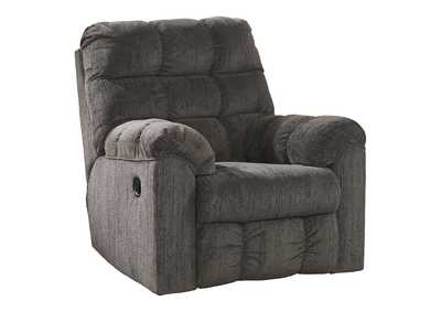 Image for Acieona Slate Swivel Rocker Recliner