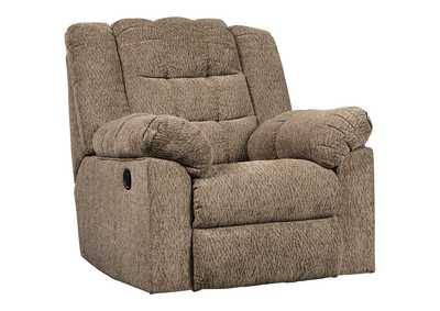 Image for Workhorse Cocoa Rocker Recliner