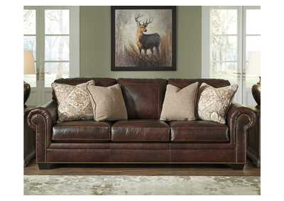 Roleson Walnut Sofa