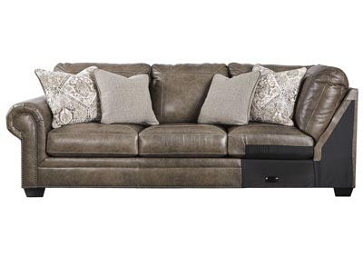 Image for Roleson Quarry LAF Sofa w/Corner Wedge