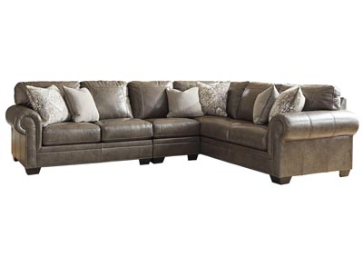 Roleson Quarry LAF Chaise Sectional