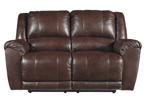 Persiphone Canyon Reclining Loveseat