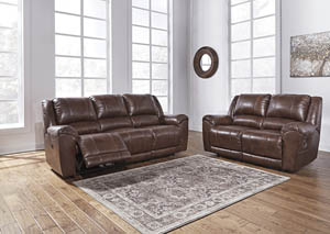 Persiphone Canyon Reclining Sofa & Loveseat