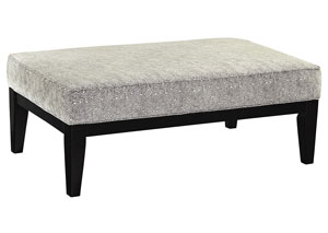 Brielyn Linen Oversized Accent Ottoman