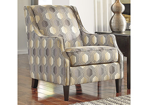 Brielyn Driftwood Accent Chair
