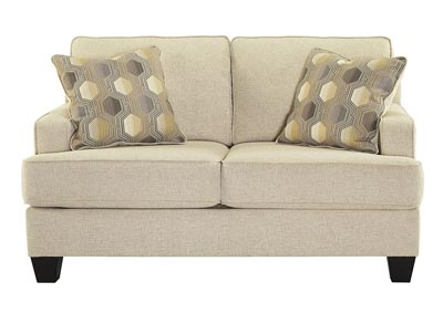 Brielyn Linen Loveseat