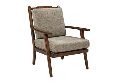 Chento Jute Accent Chair