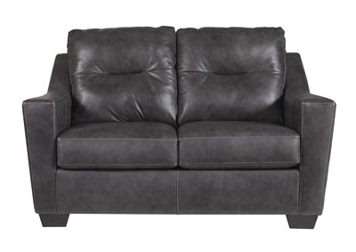 Kensbridge Charcoal Loveseat