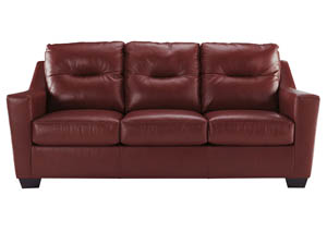 Kensbridge Crimson Sofa