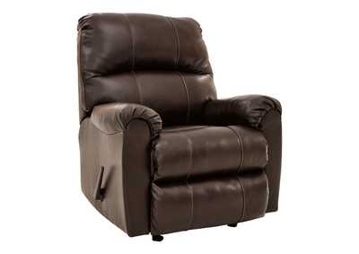 Hermiston Walnut Recliner