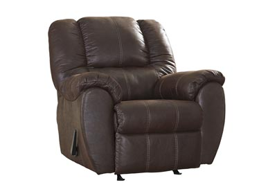 Fitchner Walnut Recliner