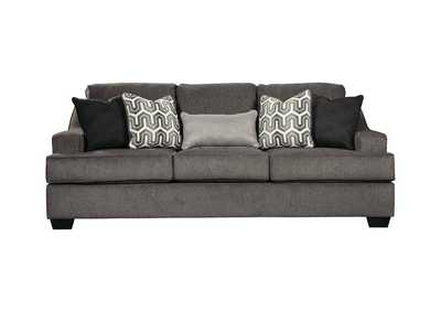 Gilmer Gunmetal Queen Sofa Sleeper
