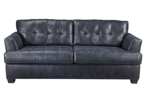 Inmon Navy Sofa