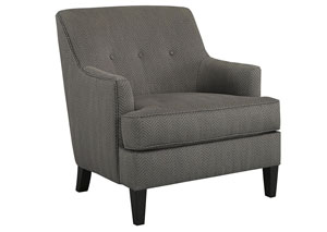 Crislyn Accents Smoke Accent Chair