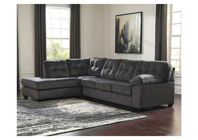 Accrington Granite LAF Chaise Sectional