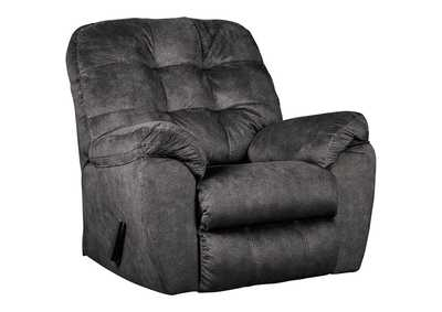 Accrington Granite Rocker Recliner,Signature Design By Ashley