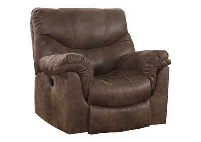 Alzena Gunsmoke Rocker Recliner