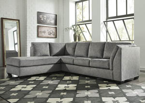 Belcastel Ash Right Facing Sofa Sectional