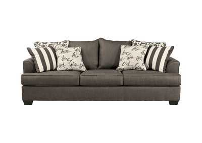 Image for Levon Charcoal Queen Sofa Sleeper