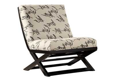 Image for Levon Gray Accent Chair