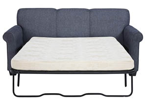 Cansler Denim Full Sleeper Sofa