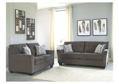 Image for Alsen Granite Sofa & Loveseat
