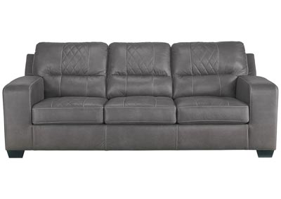 Narzole Dark Gray Sofa