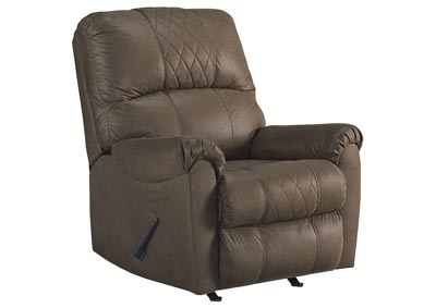 Narzole Coffee Rocker Recliner