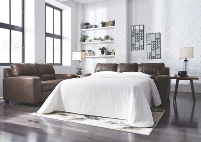 Narzole Coffee Queen Sofa Sleeper