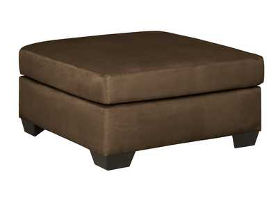 Image for Darcy Cafe Oversized Accent Ottoman