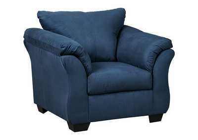 Darcy Blue Chair