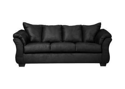 Darcy Black Full Sofa Sleeper