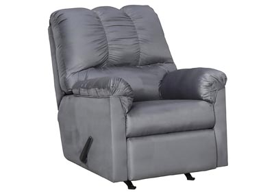 Darcy Steel Rocker Recliner