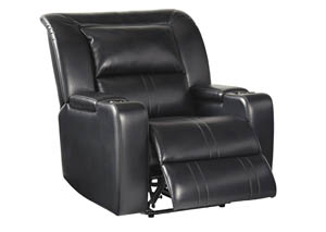Dossman Midnight Power Recliner